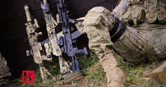"How the World's Top Assault Rifle Is Rebranding As a ""Weapon of Peace"""