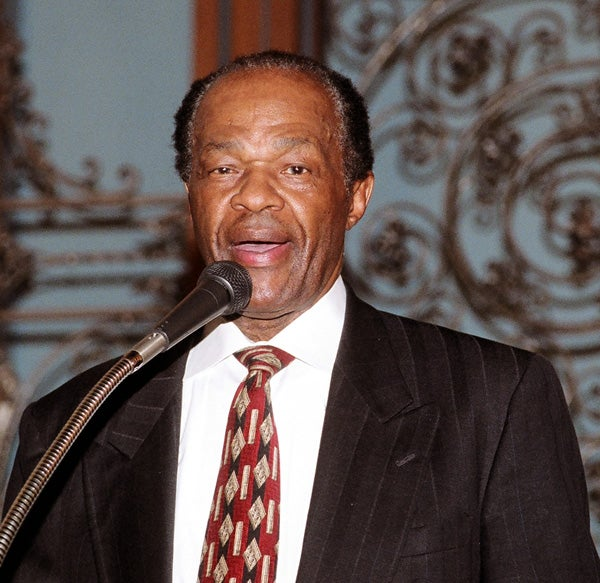 Former Mayor And Current GM CEO Marion Barry Testifies In DC