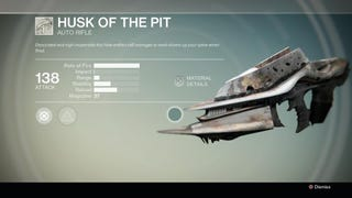 How To Easily Get <em>Destiny</em>'s Weird 'Husk of the Pit' Gun