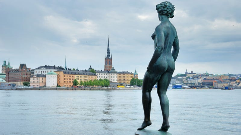 Sweden Introduces New Gender-Neutral Pronoun, Makes Being a Man ILLEGAL