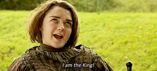 Important new Game of Thrones GIFs