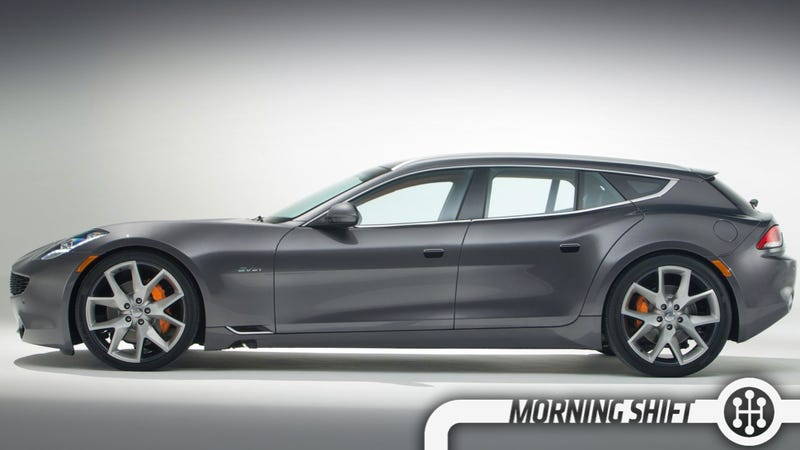 Fisker Is Back, I Hope They Don't Screw It Up This Time