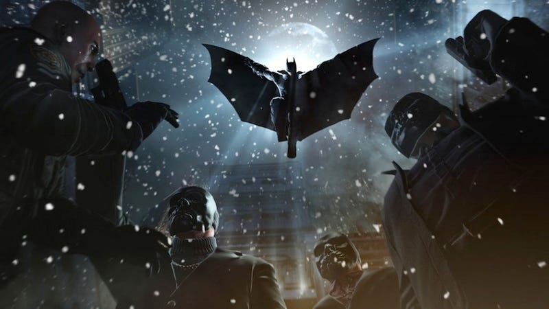 It's Important to Feel Like Batman When You Play A Game As Batman