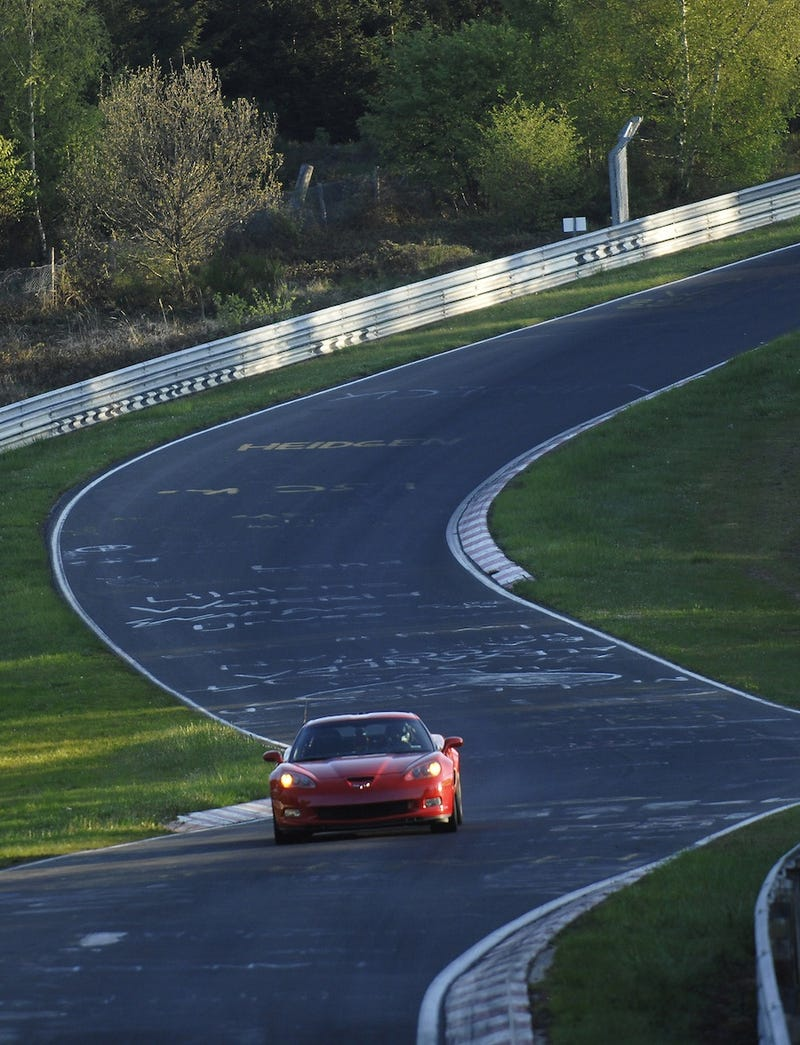 Nürburgring Track Fees Hiked For 2011