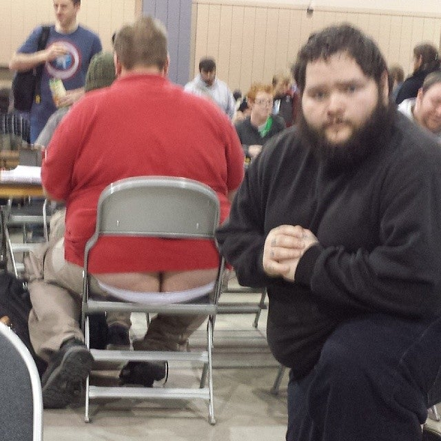 Magic The Gathering of Buttcracks