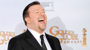 Ricky Gervais Will Roast Hollywood at the Golden Globes Again This Year