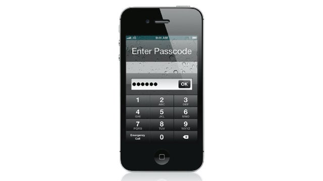 This Is How You Should Secure Your iPhone