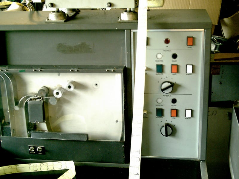 I'm All Wound Up: A Gallery of Classic Magnetic Tape Drives and Reels