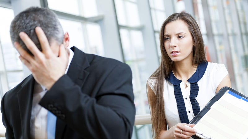 is dating someone you work with bad Sexual harassment: frequently asked questions if you are dating someone you work for while these are certainly examples of bad management styles which need.