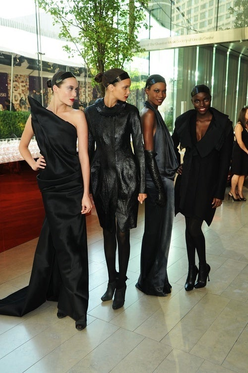 The CFDA Awards: A Virtual Party Report