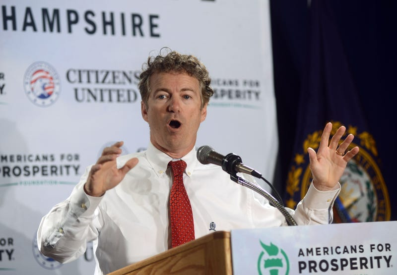 Rand Paul Headlines Silicon Valley Festival for Hipster Libertarians