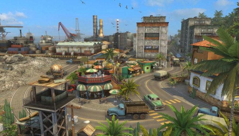 Tropico 3 Review: Go Bananas For El Presidente