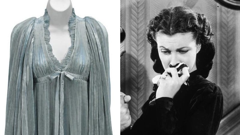 For Fifty Grand, Scarlett O'Hara's Breakfast Gown Can Be All Yours