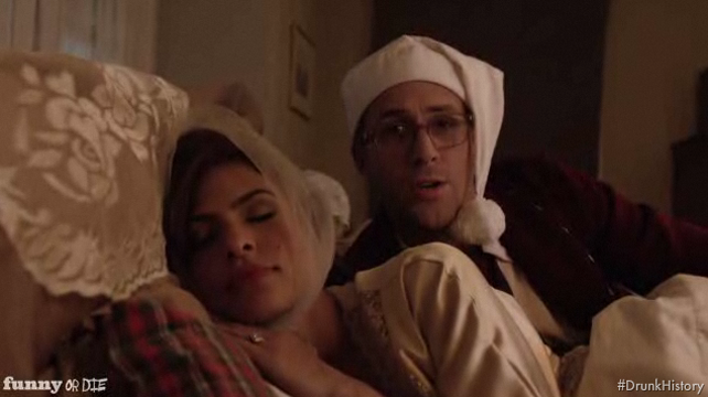 This Week's Top Web Comedy Video: Drunk History Christmas