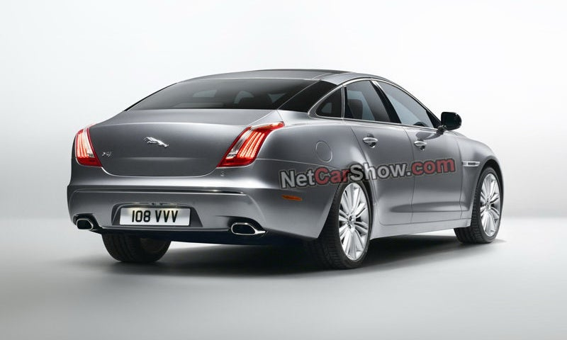 2010 Jaguar XJ: Now With More XF!