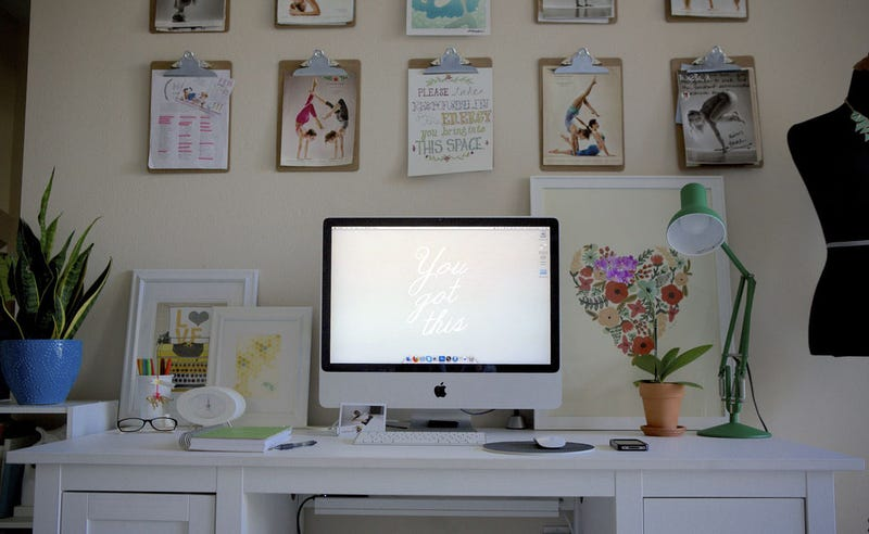 The Clipboard Workspace