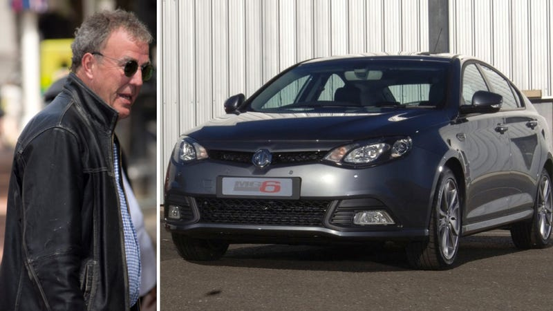 How Jeremy Clarkson Pissed Off Both The Chinese And The British