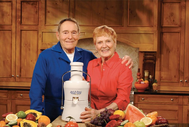 What Jack LaLanne Did For Your Body