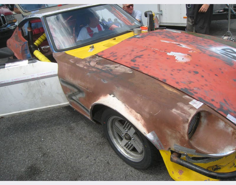 Lots Of Katrina Cars, Not So Many Cheaters: BS Inspections Of LeMons New Orleans