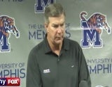 Memphis Football Coach Thinks Memphis Maybe Shouldn't Have A Football Team