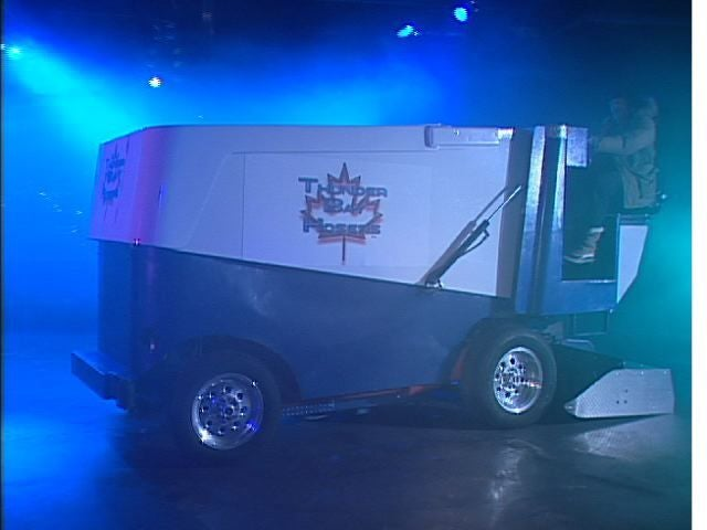 The Party Zamboni Is Here