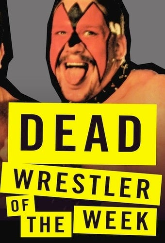 Dead Wrestler Of The Week: Road Warrior Hawk