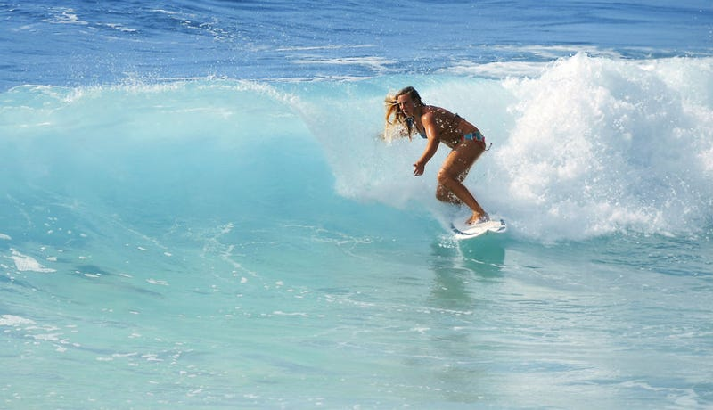 13-Year-Old Girl Perfectly Blasts Surf Mag for How They Depict Woman