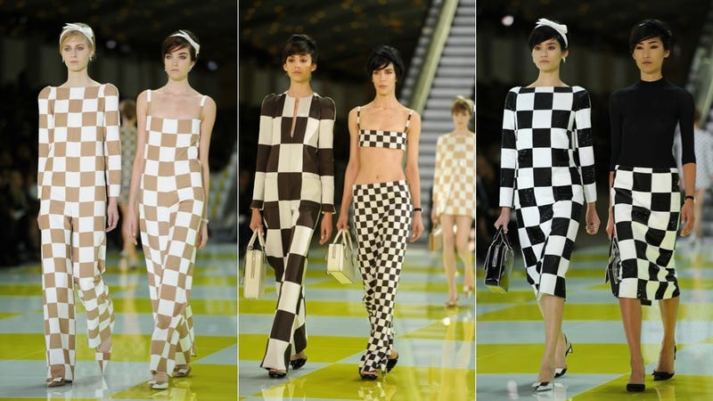 Louis Vuitton, for the Pop-Art Loving Sixties Mod in You (and Your Plus One)