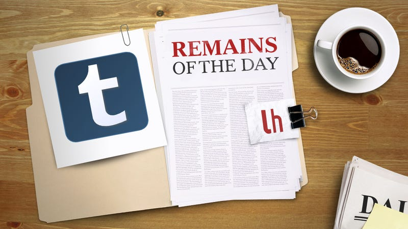 Remains of the Day: Thousands of Tumblr Fall Victim to Phishing Hack