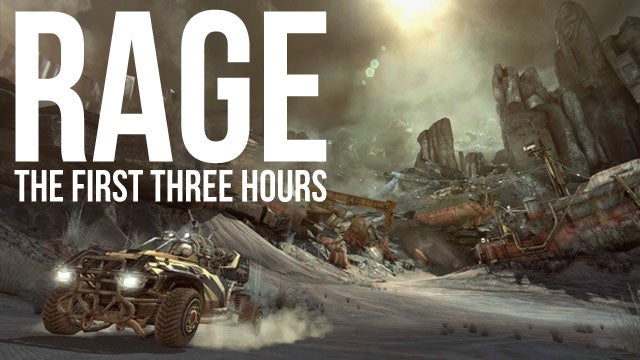 Rage is the id Software Comeback I've Been Waiting For