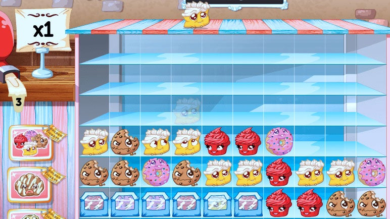 Bake Shop Drop is Not a Game to Play If You're Counting Calories