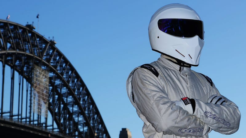 Don't Believe Anyone Who Tells You They Know The Stig's Identity