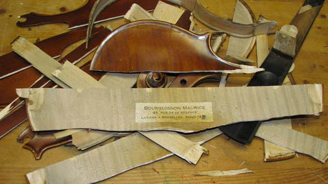 PayPal Smashed Some Lady's Antique Violin, and Can Smash Yours Too