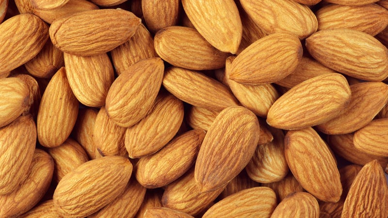 America Is a Nation of Almond-Gobbling Fiends