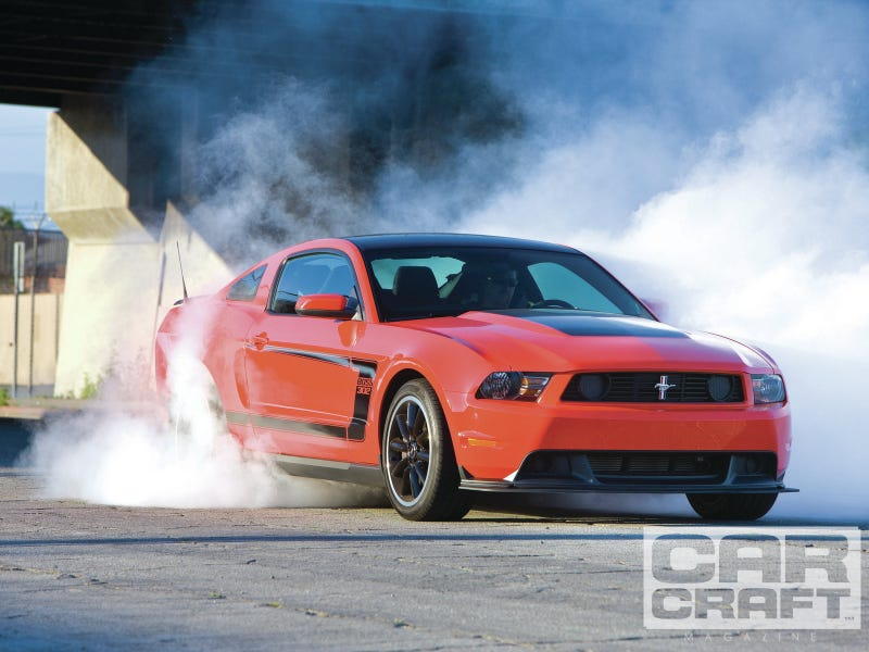 Burnout Friday
