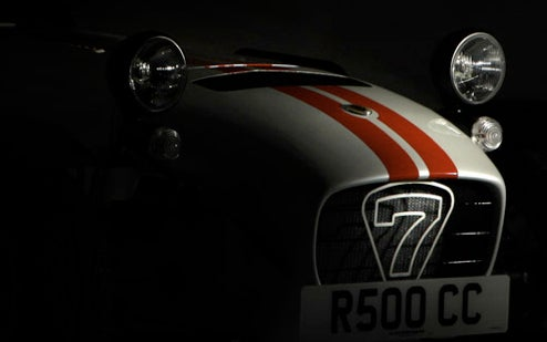 Caterham Releases R500 Superlight Teaser