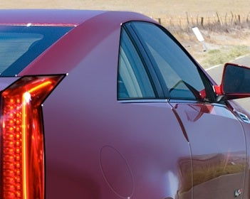 Cadillac CTS-V Coupe: What To Expect From The Up-Powered Caddy Two-Door