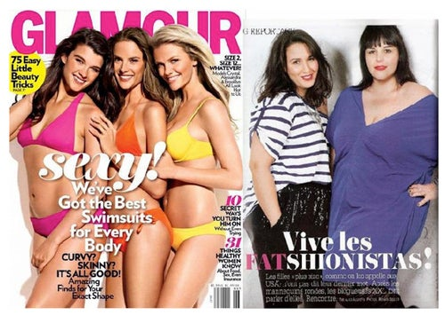 French Glamour Does Plus-Sizes Right