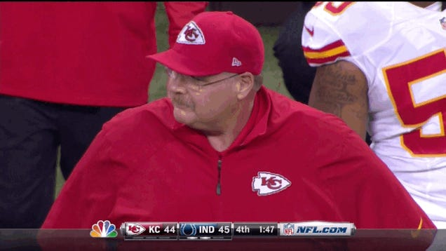 Chiefs-Colts Was The Classic Playoff Game We Get Every Year