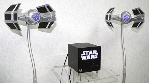 Awesome TIE Fighter Speakers Flew Out of Star Wars and Into Your Living Room
