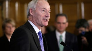Arkansas Governor Refuses to Sign Anti-Gay Religious Bill