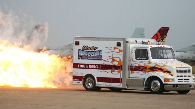 The ten coolest ambulances