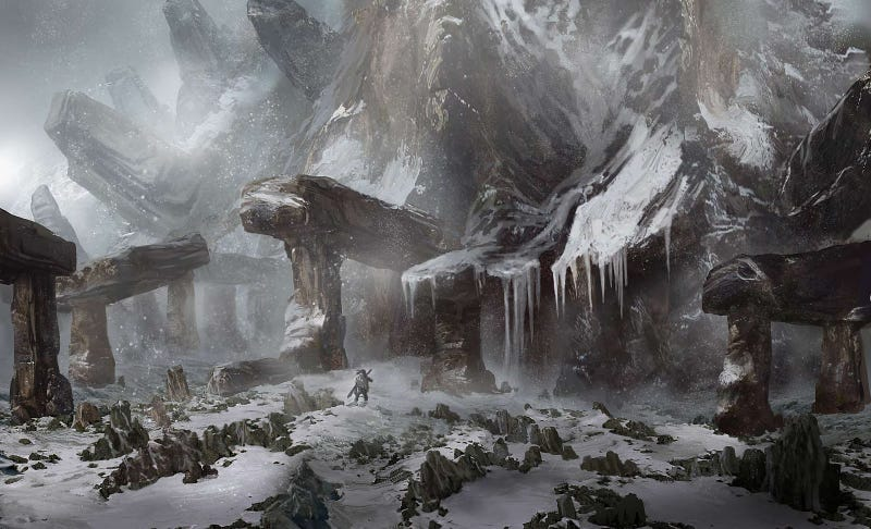 We may Never Play the Aliens RPG, but we can Look at its Concept Art