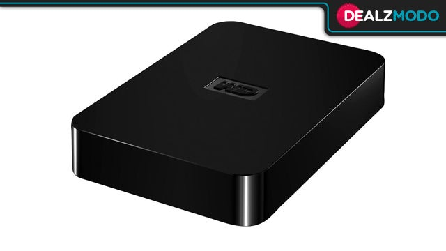 This Cheap Portable Hard Drive Is Your Deal of the Day