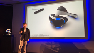 Sony's PS4 Virtual Reality Headset Is Coming Next Year