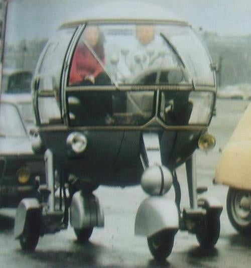 Pussycar Otokart