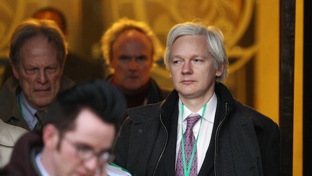 Julian Assange to be Granted Asylum In Ecuador