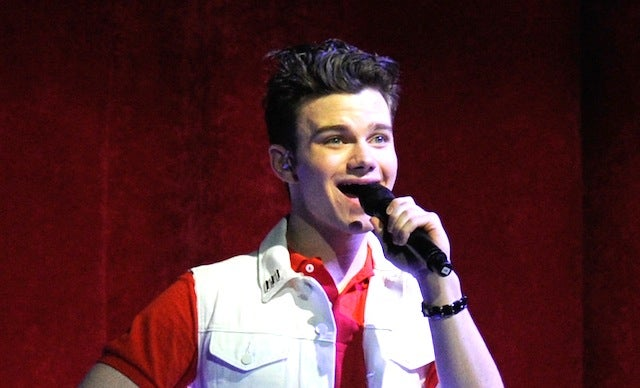 Chris Colfer Is Now Conquering the Book World