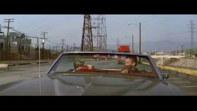 The Last Action Hero Toyota Previa: Most Badass Movie Minivan?