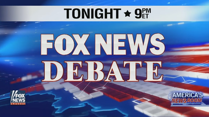 How to Watch Tonight's Fox News Republican Debate, No Cable Required
